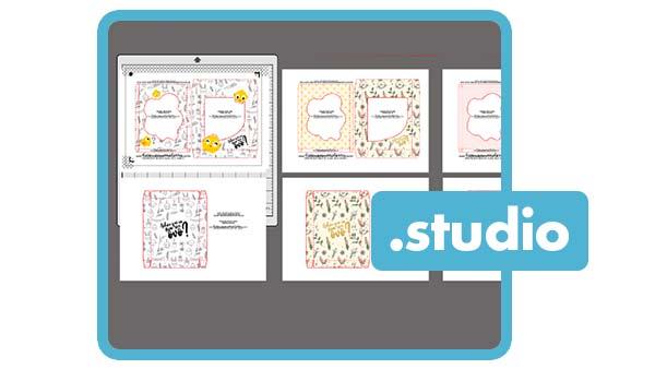 Molde para Silhouette Studio