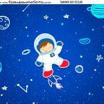 Personalizado Astronauta