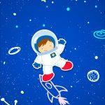 Printable Astronauta
