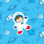 Printable Astronauta Cute