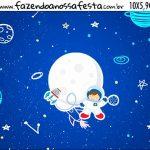 Rotulo Squeezer Astronauta