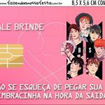 Vale Brinde BTS Anime