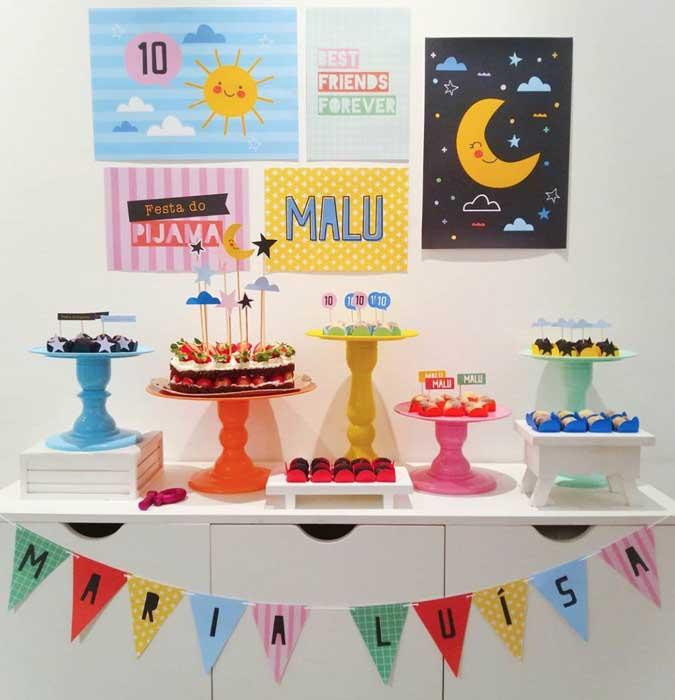 13 Festa em Casa