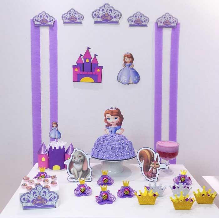 34 Festa em Casa Princesa Sofia