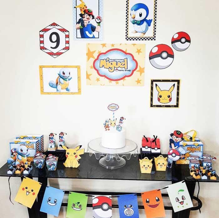 40 Festa em Casa Pokemon