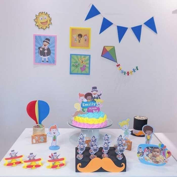 5 Festa em Casa 50 Ideias