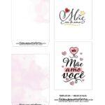 Caixa Explosiva Dia das Maes Floral Rosa Aquarela 3
