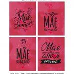 Caixa Explosiva Dia das Maes Floral Vermelho 5 1