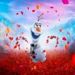 Kit Painel Quadrinhos Frozen 2 6