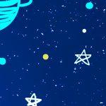 Painel Astronauta 8