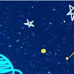 Painel Festa Astronauta 4
