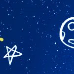 Painel Festa Astronauta 5