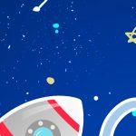Painel Festa Astronauta 6