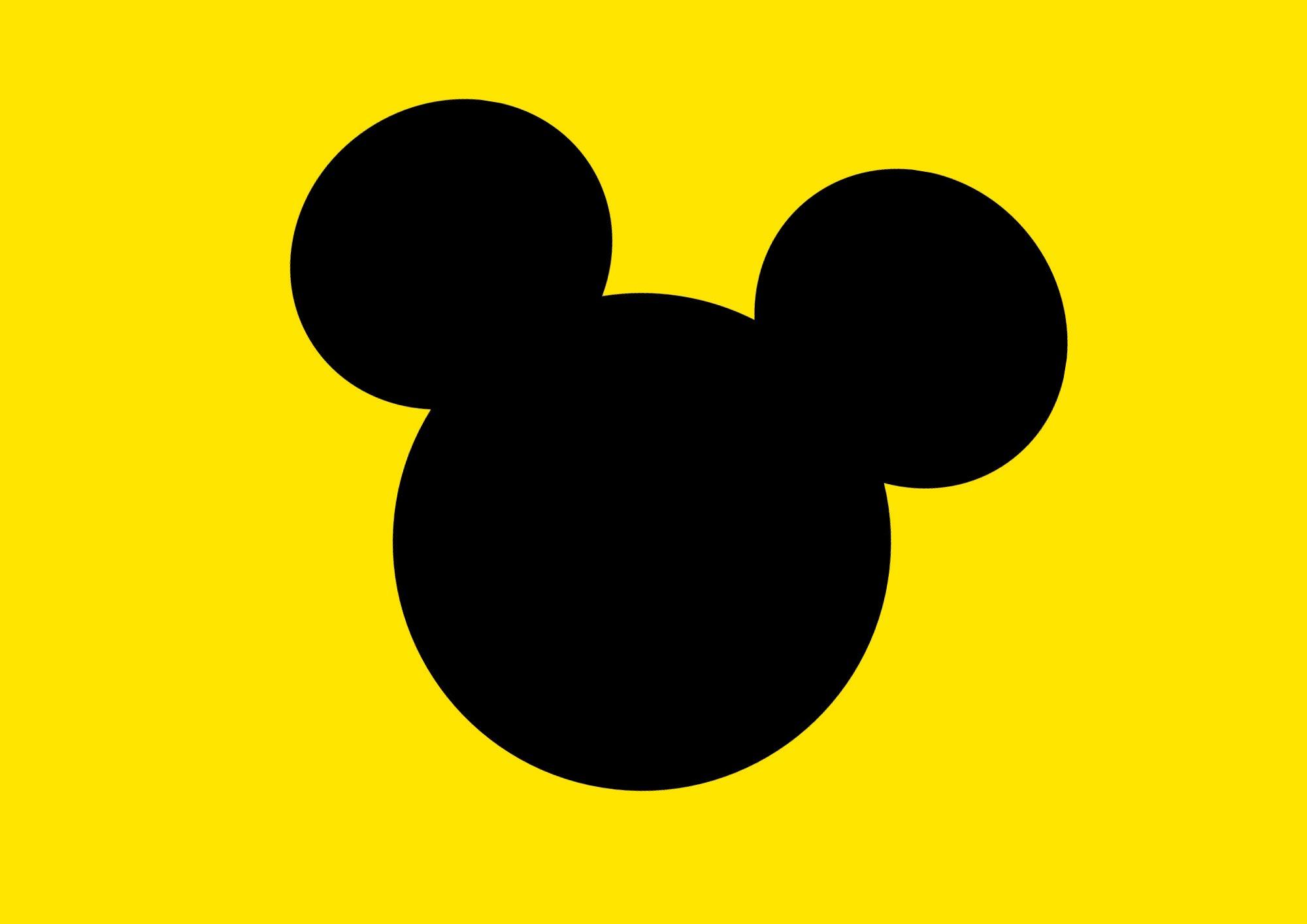 Quadrinho decorativo Mickey 3