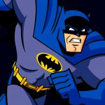 Quadro Festa Batman