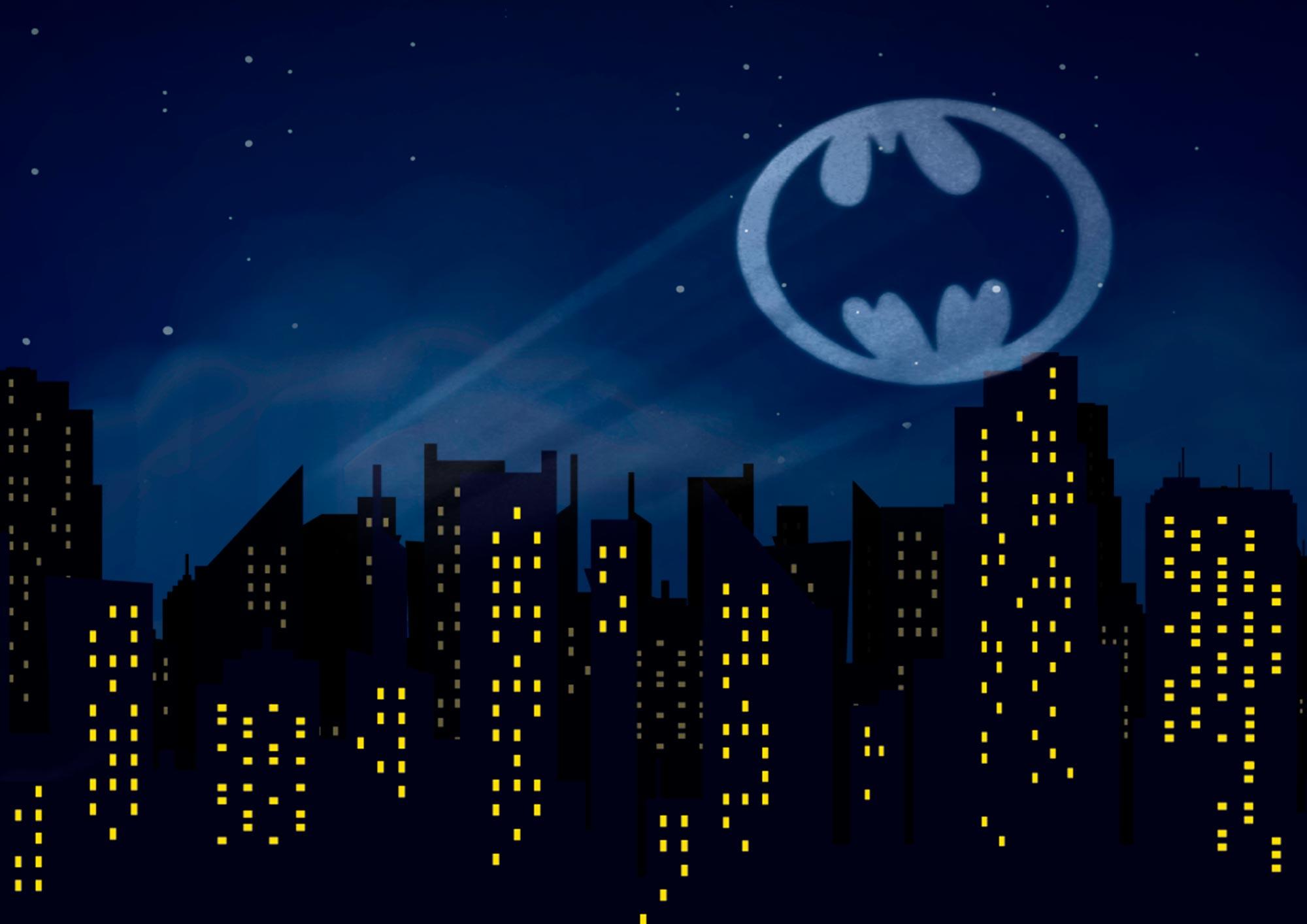 Quadro Festa Batman 2