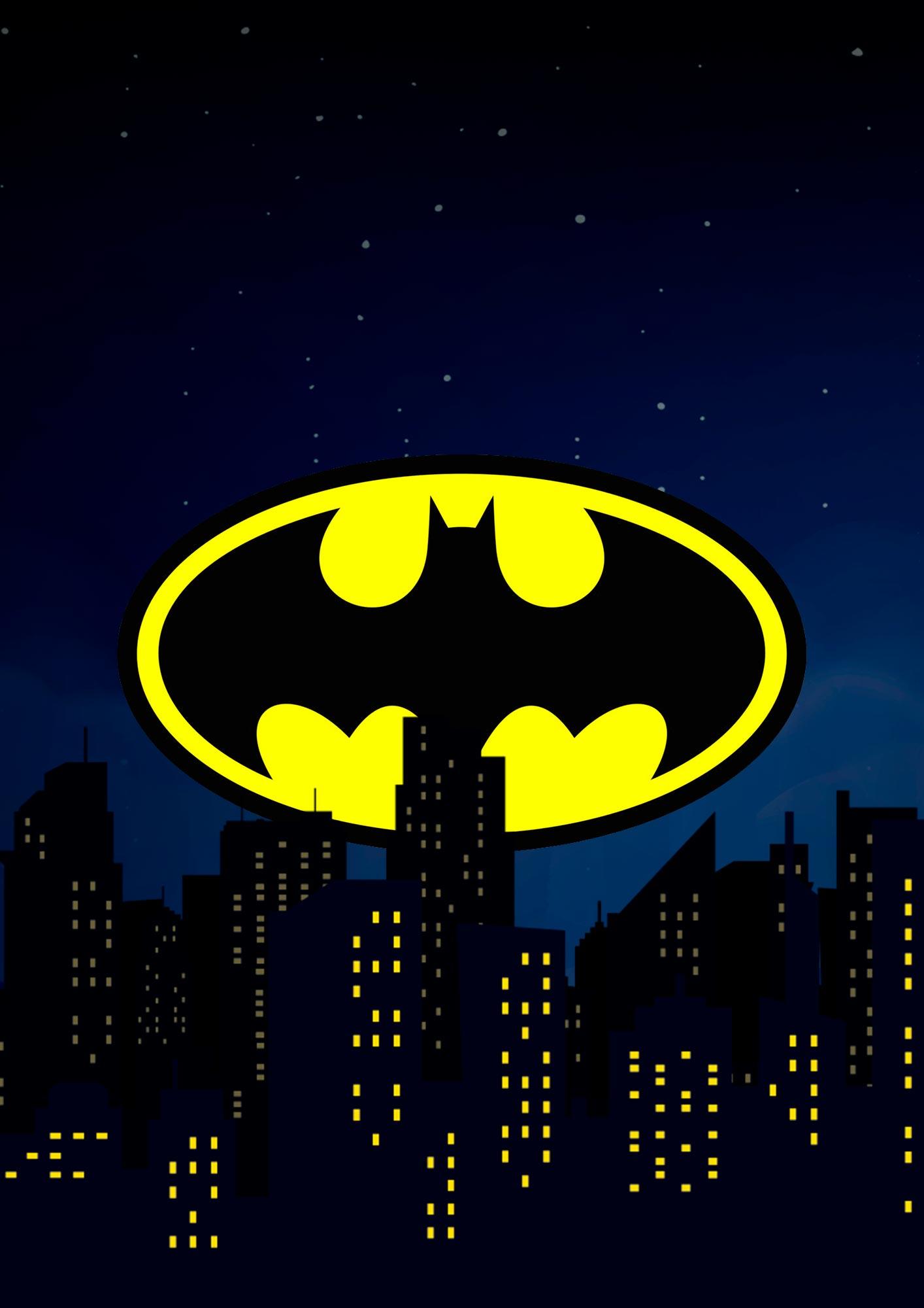Quadro Festa Batman 7
