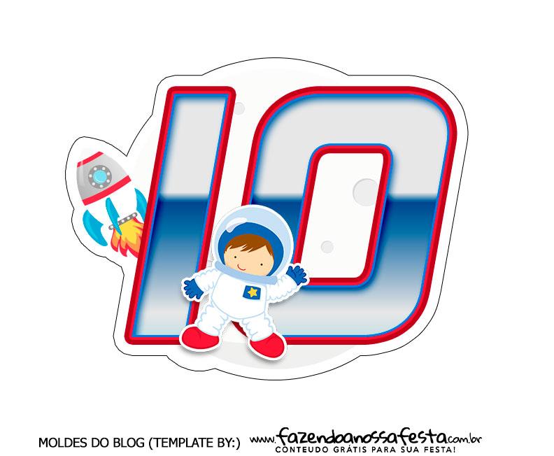 Topo Astronauta 10