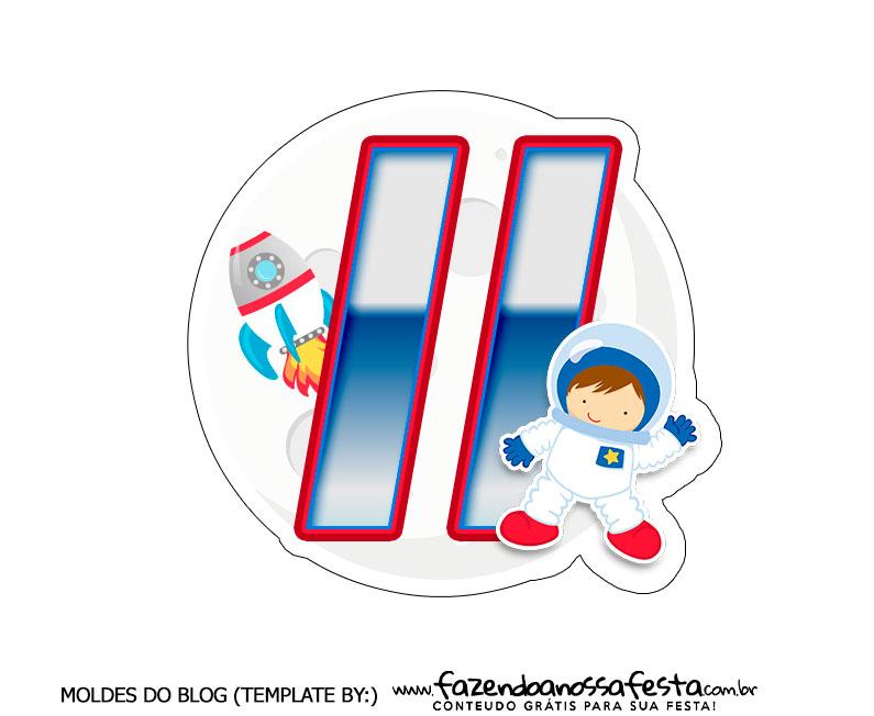 Topo Astronauta 11