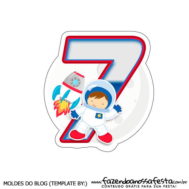 Topo Astronauta 7