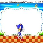 Aviso para Comida Sonic