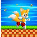 Caixa Acrilico 5x5 Sonic
