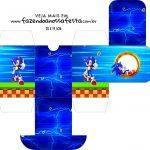 Caixa Baleiro Sonic