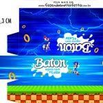 Caixa Baton Sonic