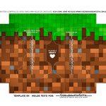 Caixa Controle Dia dos Namorados Minecraft berco