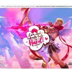 Caixa Controle Joystick Dia dos Namorados League of Legends tampa