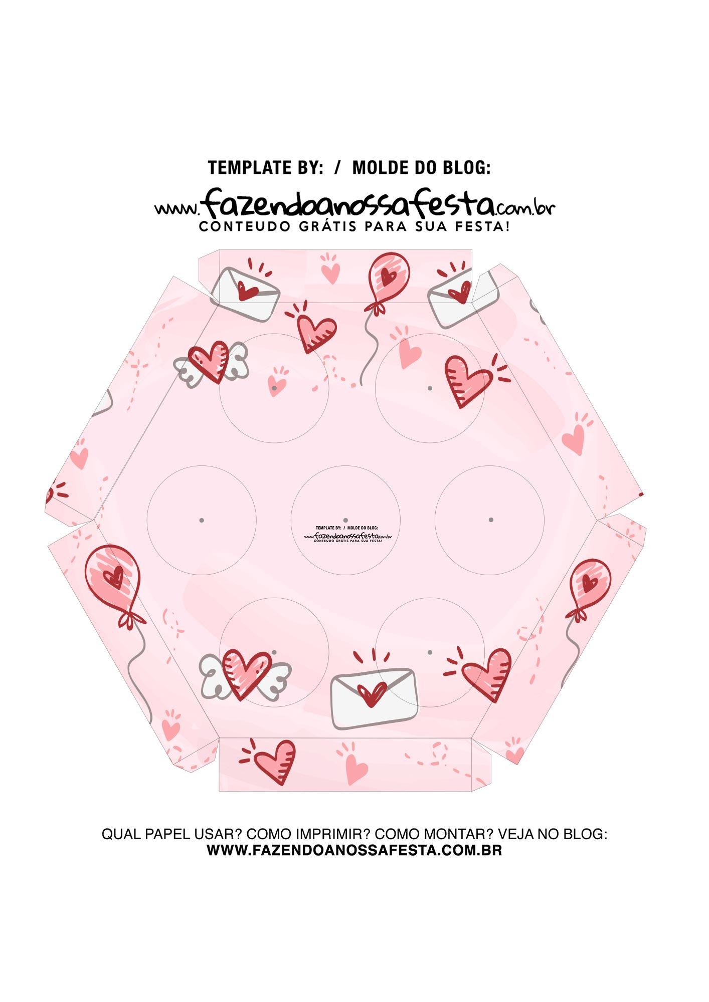 Caixa Explosao Dia dos Namorados 6