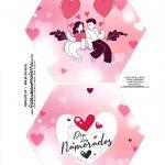 Caixa Explosiva Dia dos Namorados Casal 1