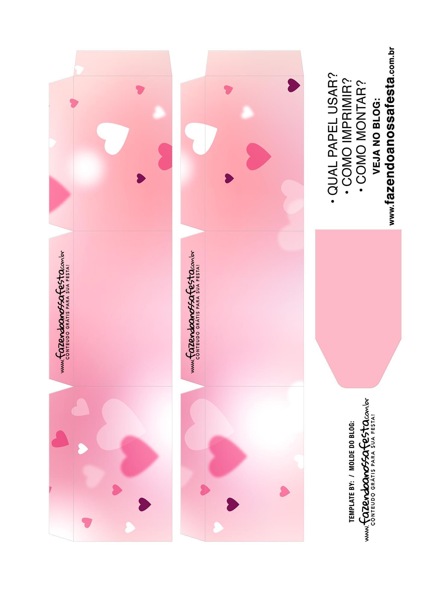 Caixa Explosiva Dia dos Namorados Casal 2