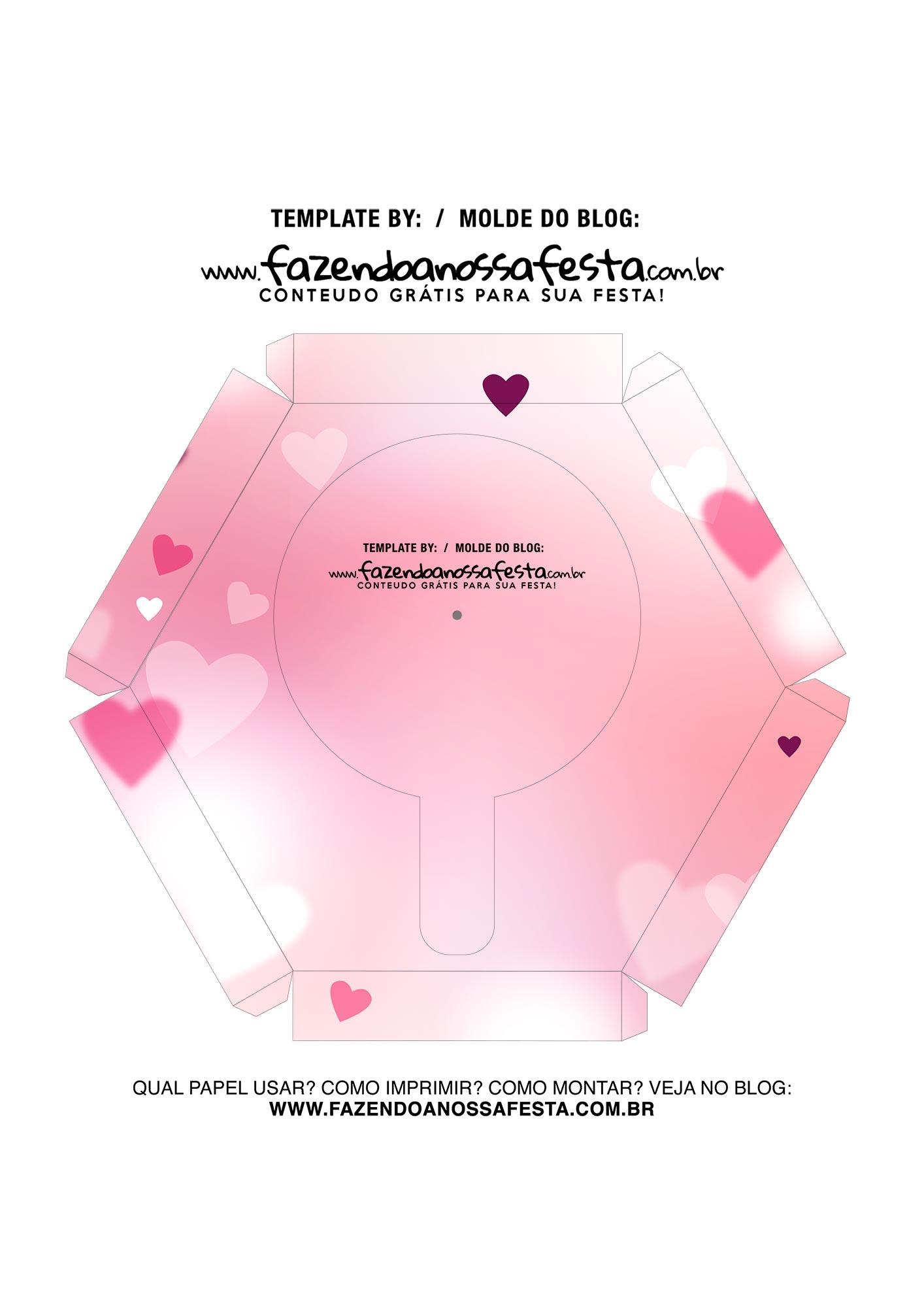 Caixa Explosiva Dia dos Namorados Casal 7