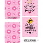 Caixa Explosiva Dia dos Namorados Gatinhos 3