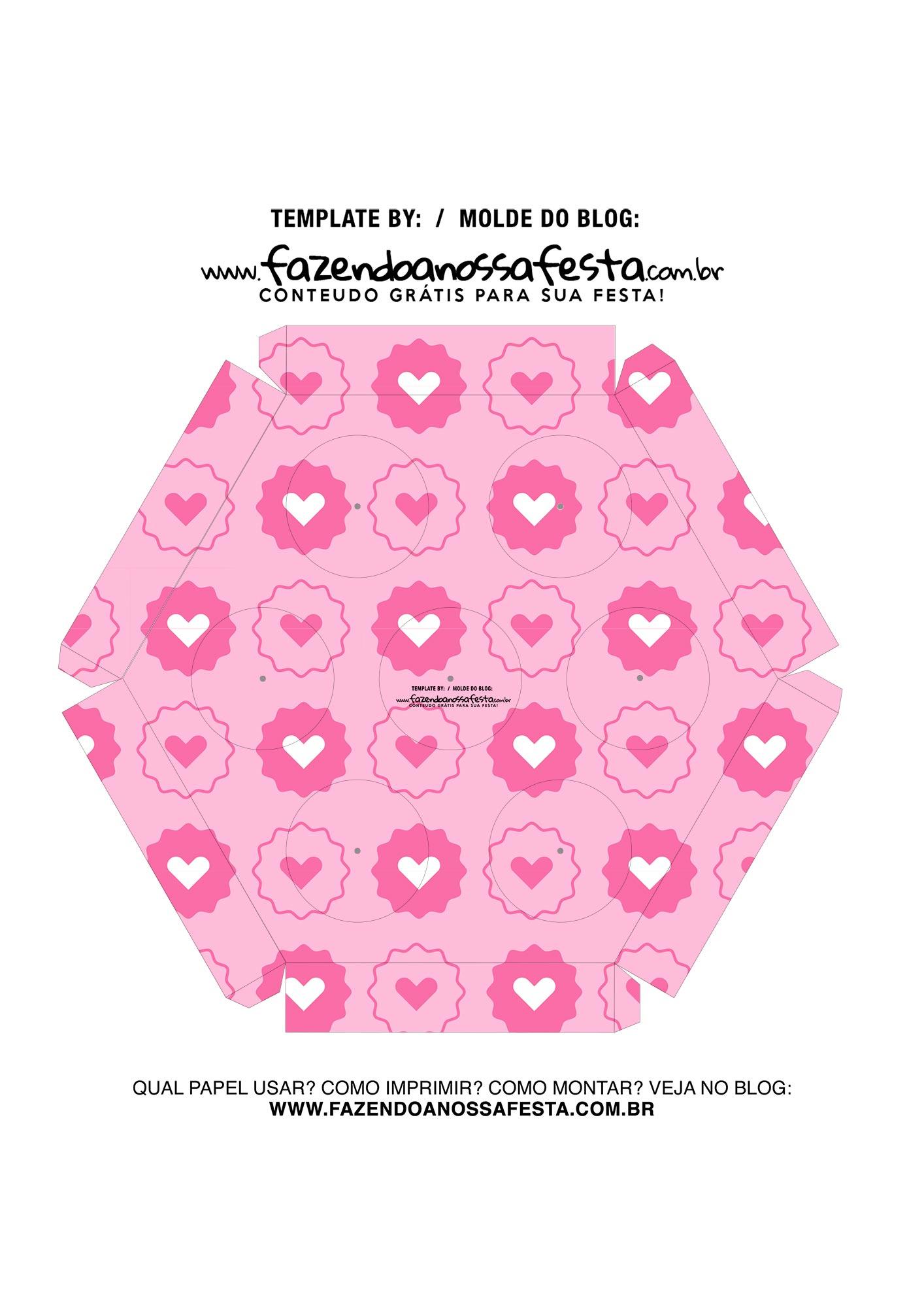 Caixa Explosiva Dia dos Namorados Gatinhos 6