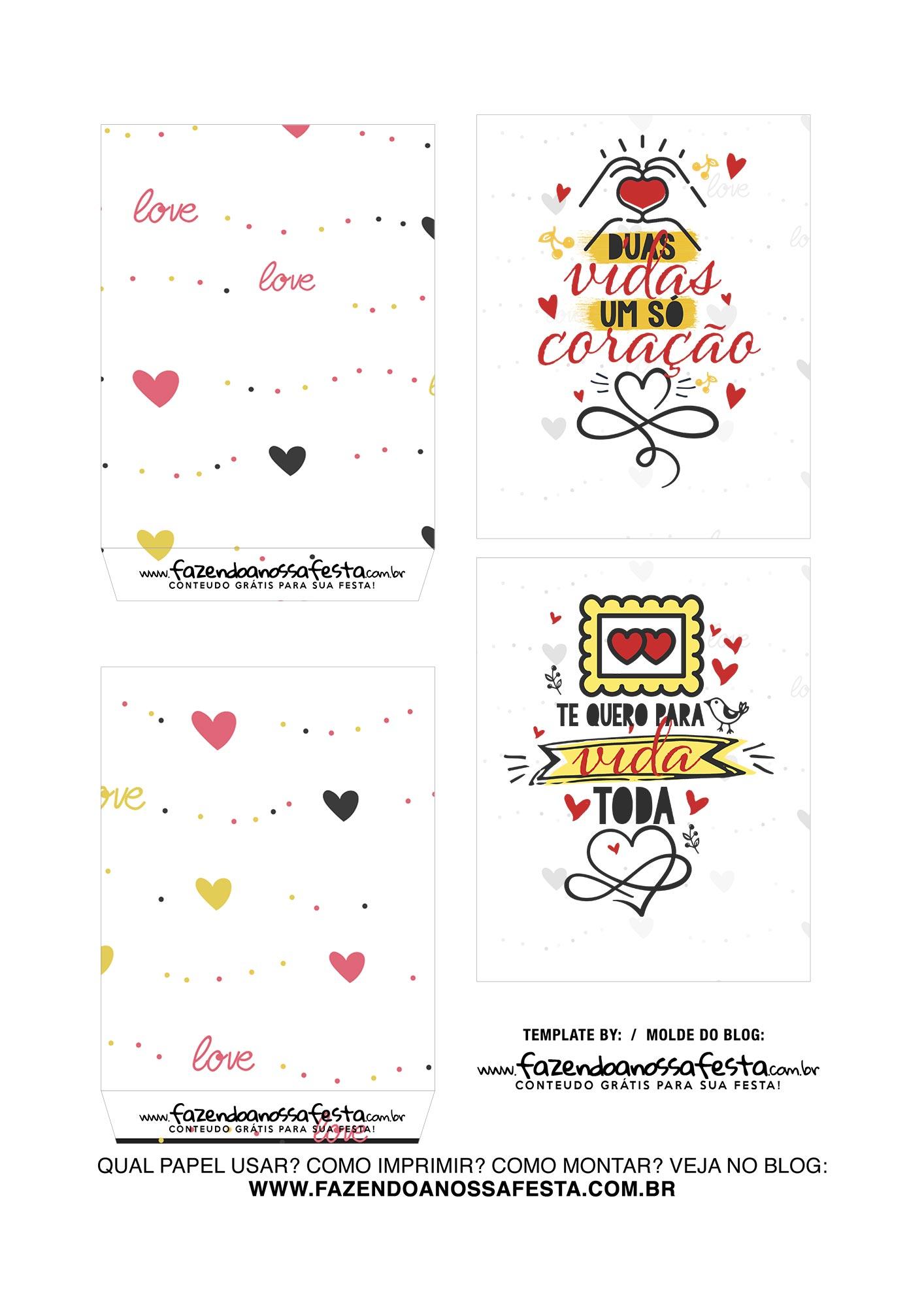 Caixa Explosiva Dia dos Namorados Mickey e Minnie 3