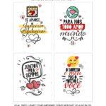 Caixa Explosiva Dia dos Namorados Mickey e Minnie 5