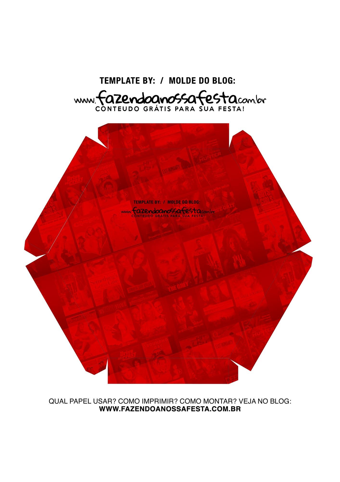 Caixa Explosiva Dia dos Namorados Netflix 8