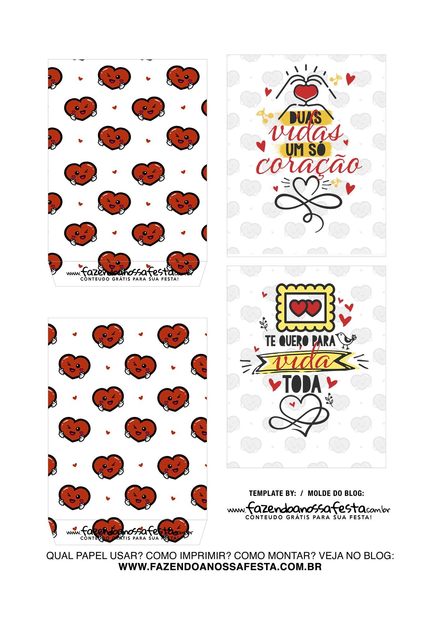 Caixa Explosiva Dia dos Namorados Paradigmas 3