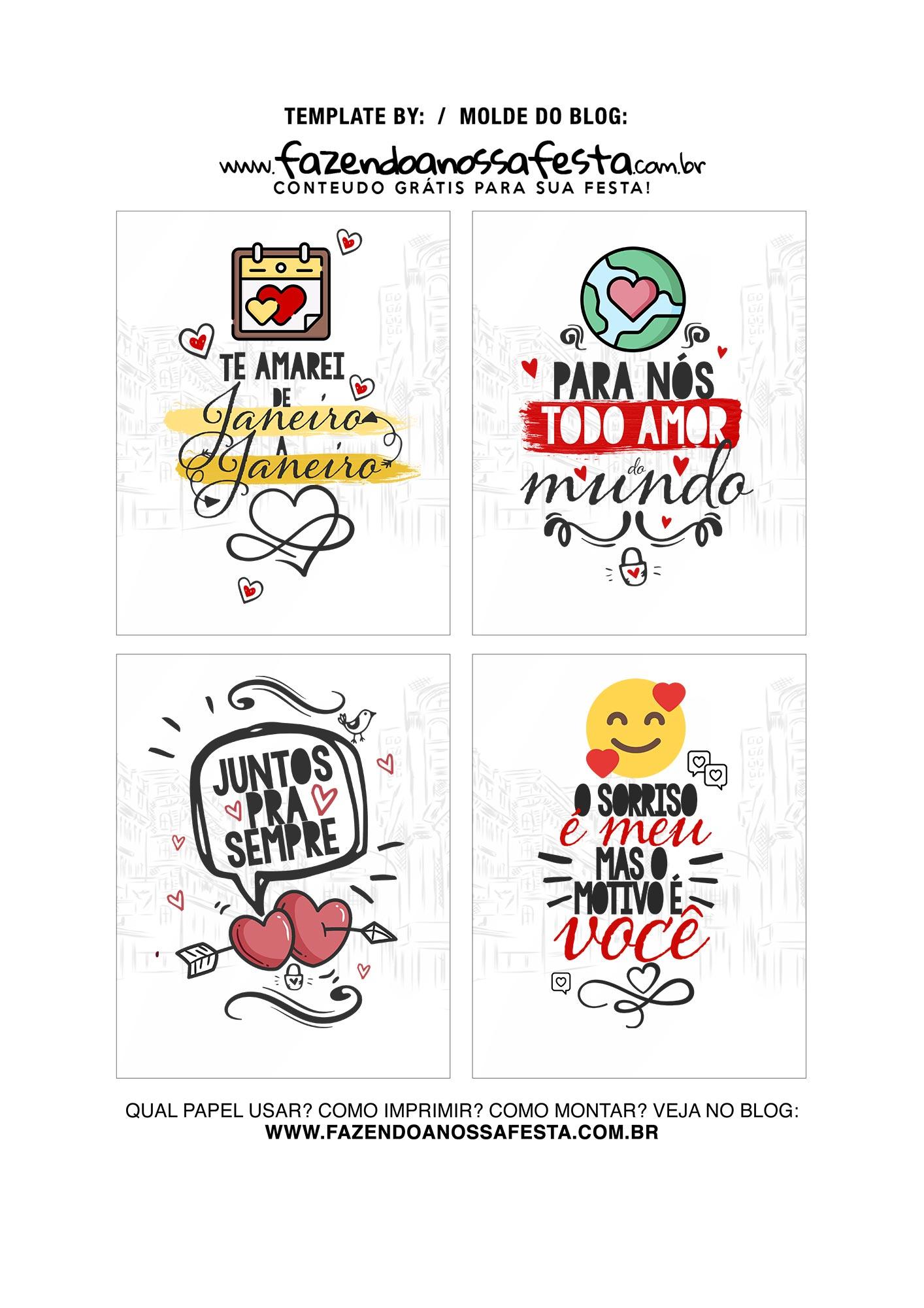 Caixa Explosiva Dia dos Namorados Paris 5