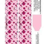 Caixa Explosiva Dia dos Namorados Rosa Coracoes 2