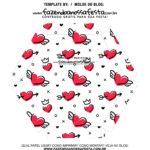 Caixa Explosiva Dia dos Namorados Te amo 8
