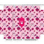 Caixa Joystick Dia dos Namorados Rosa berco