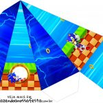 Caixa Piramide Sonic