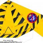 Caixa Piramide Tema Quarentena