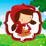 Imagem TV Festa no Rack Chapeuzinho vermelho