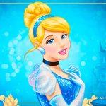 Imagem TV Festa no Rack Cinderella