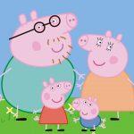 Imagem TV Festa no Rack Peppa Pig