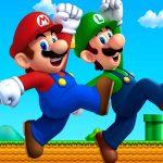 Imagem para TV Festa no Rack Tema Super Mario